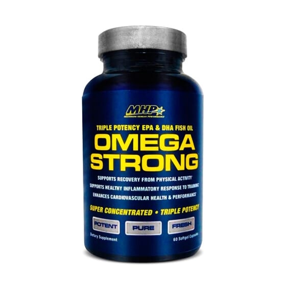 OMEGA STRONG 60 Softgels - MHP