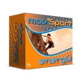 Energia 12 x 10 ml da Movisport