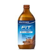 FIT PROTEIN 12 x 500ml - MULTIPOWER