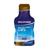 MULTICARBO GEL + CAFFEINE 24 x 40g - MULTIPOWER