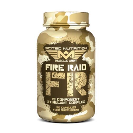 Fire Raid 90 Caps da Muscle Army