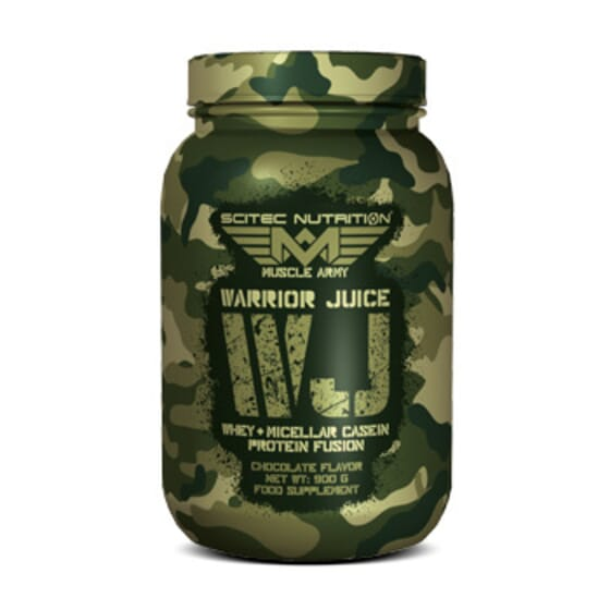 WARRIOR JUICE 900g - MUSCLE ARMY