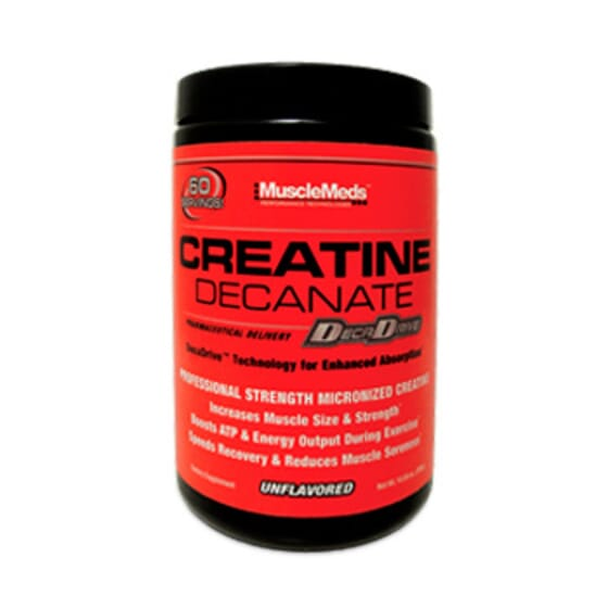 Creatine Decanate 300g de Musclemeds