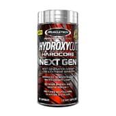 HYDROXYCUT HARDCORE NEXT GEN 100 Caps - MUSCLETECH