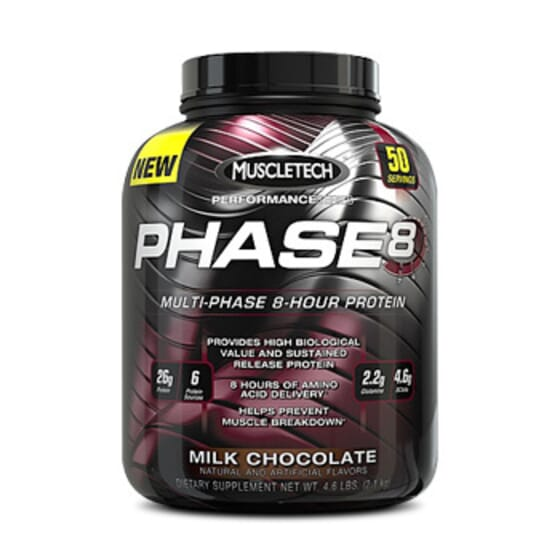PHASE 8 PERFORMANCE SERIES 2,1 kg - MUSCLETECH