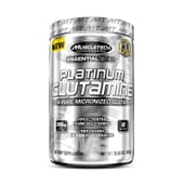 Platinum 100% Glutamine 302g de Muscletech