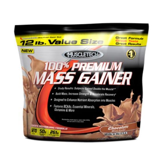 100% PREMIUM MASS GAINER 5440g de Muscletech
