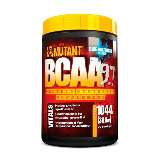 Mutant Bcaa 9.7 - 1044g da Mutant