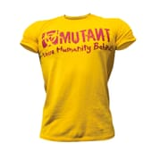 T-Shirt Mutant Leave Humanity Behind! da Mutant