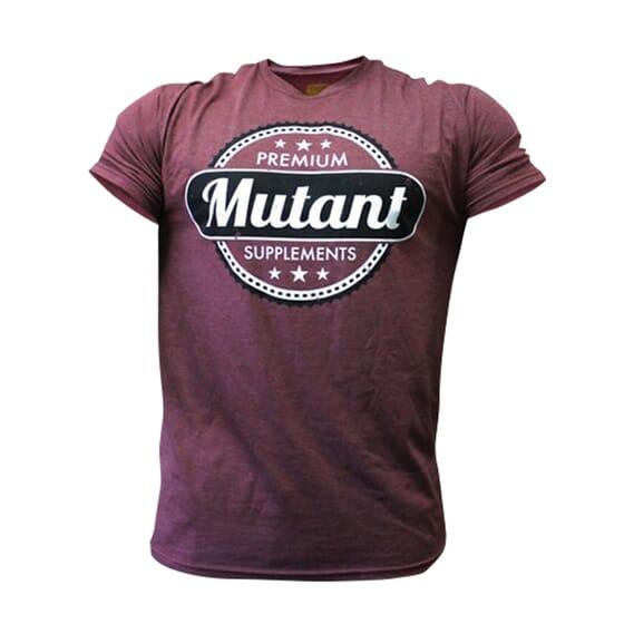 T-Shirt Mutant Premium Supplementes da Mutant