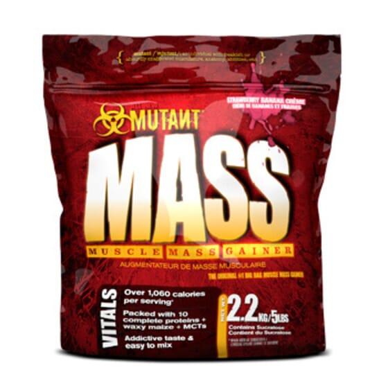 Mutant Mass 2,2Kg da Mutant