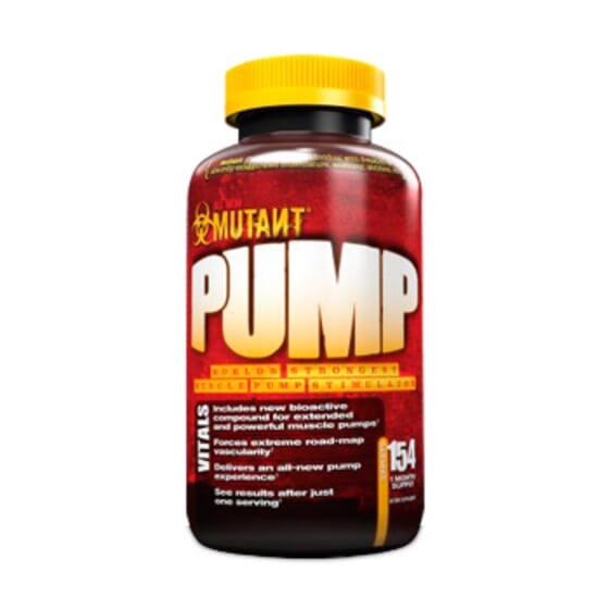 Mutant Pump 154 Caps da Mutant