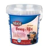 Bony Mix Com Vaca, Cordeiro, Salmão E Frango 500g da Trixie