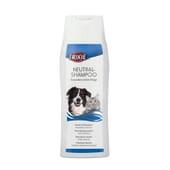 Champô Neutro Cuidado Suave Para Cães E Gatos 250 ml da Trixie