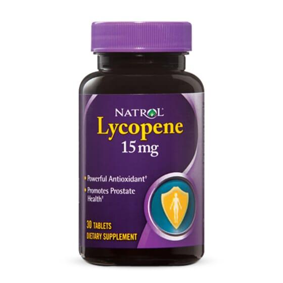 Lycopene 15Mg - 30 Tabs da Natrol