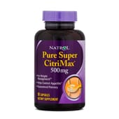 PURE SUPER CITRIMAX 500 mg - 90 Gélules - NATROL