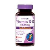 Vitamin B12 - 5000Mcg 100 Tabs da Natrol