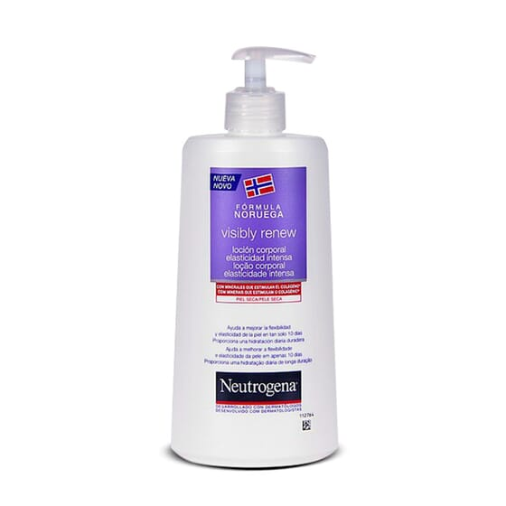 NEUTROGENA VISIBLY RENEW LAIT CORPS 400 ml
