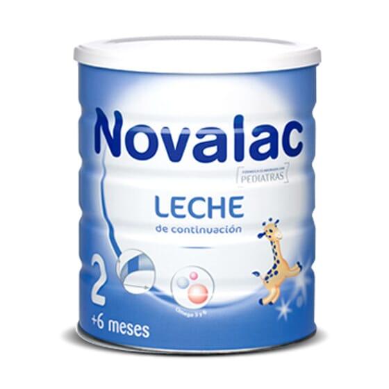 NOVALAC LAIT DE SUITE 2ème ÂGE - NOVALAC