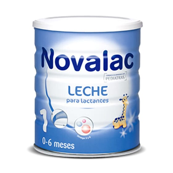 NOVALAC LECHE PARA LACTANTES 1 - 800g - NOVALAC