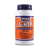 5-HTP 50 mg 90 Caps - NOW FOODS