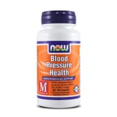 BLOOD PRESSURE HEALTH 90 VCaps - NOW FOODS