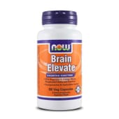 BRAIN ELEVATE 60 VCaps - NOW FOODS
