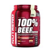 100% Beef Protein 900g da Nutrend