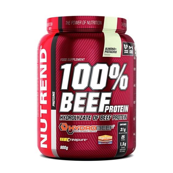 100% BEEF PROTEIN 900g - NUTREND
