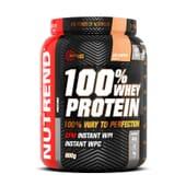 100% Whey Protein 900g da Nutrend