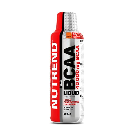 Bcaa Liquid 500 ml da Nutrend