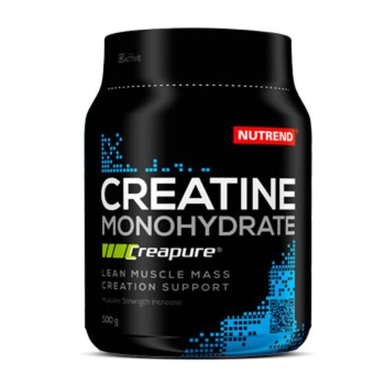 Creatina Monohidrato Creapure 500g de Nutrend