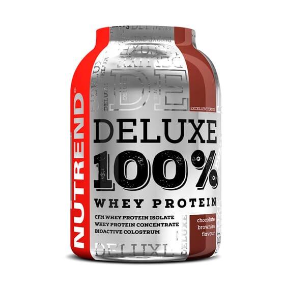 Deluxe 100% Whey Protein 2250g da Nutrend