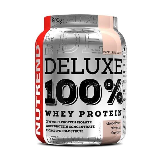 Deluxe 100% Whey Protein 900g da Nutrend