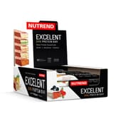 Excelent Protein Bar Double 18x85g di Nutrend