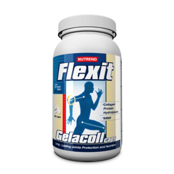 FLEXIT GELACOLL 360 Caps - NUTREND