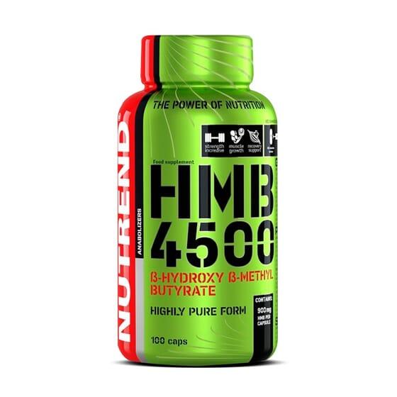 Hmb 4500 - 100 Caps da Nutrend
