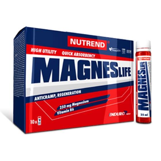 Magneslife 10 x 25 ml da Nutrend Enduro Drive