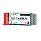 MULTIMINERAL COMPRESSED CAPS 60 Caps - NUTREND