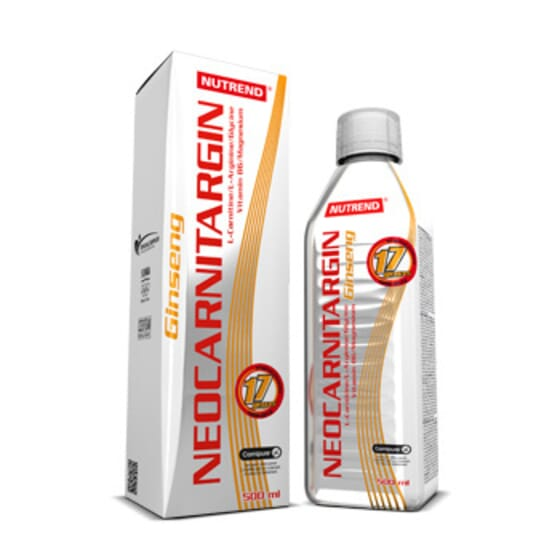 Neo Carnitargin + Ginseng 500 ml da Nutrend