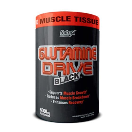 Glutamine Drive Black 300g da Nutrex