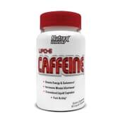 Lipo 6 Caffeine 60 Caps da Nutrex