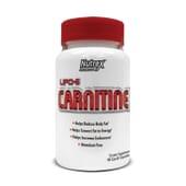LIPO 6 CARNITINE 60 Gélules - NUTREX