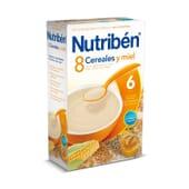 8 Cereais Mel 600g da Nutribén