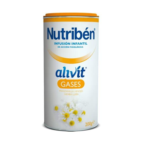 INFUSIONES ALIVIT NATURE 200g - NUTRIBEN