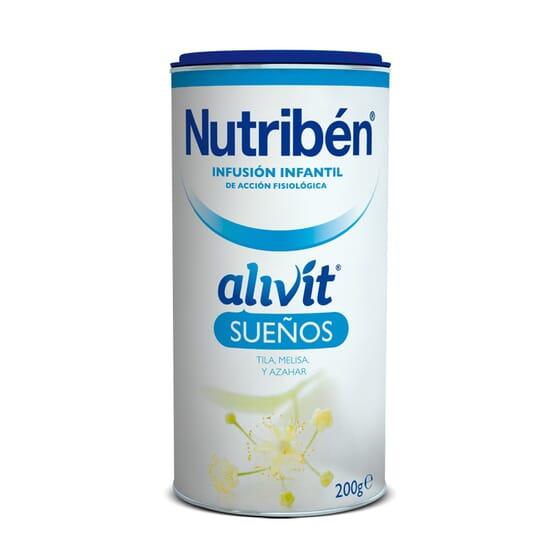 INFUSIONES ALIVIT SUEÑO 200g - NUTRIBEN