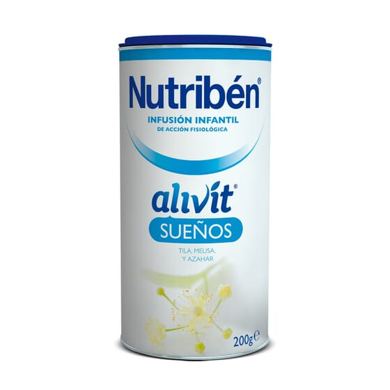 Infusões Alivit Sono 200g da Nutribén