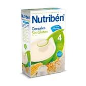 Cereais Sem Glúten Com Leite Adaptado 300g da Nutribén