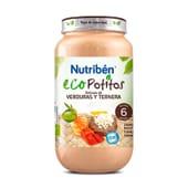 Bio Boiões Delicias De Legumes E Vitela 250g da Nutribén