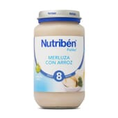 PETIT POT MERLU ET RIZ 250 g - NUTRIBEN